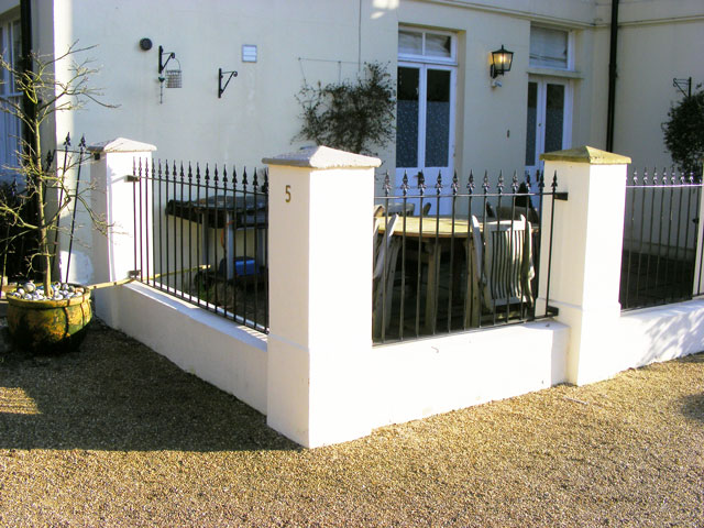 Wrought Iron Railings Metal Fencing
